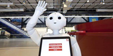 Robot et patrimoine: ce n'est plus de la fiction !