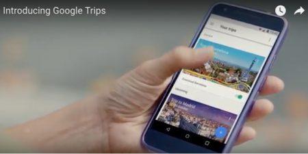 Google Trips : une application pour organiser ses voyages